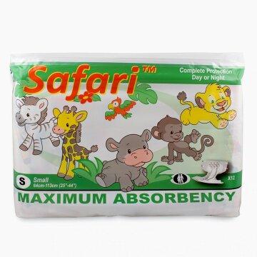 Rearz Safari Windeln mit Folie - Gr. M